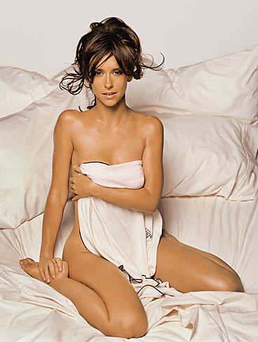 Jennifer Love Hewitt in Rolling Stone