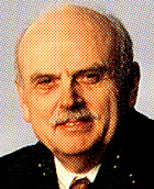 """1969: Edgar F. """"Ted"""" Codd invents the relational database."""