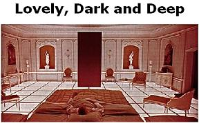 Death scene with Black Rock, from 2001: A Space Odyssey